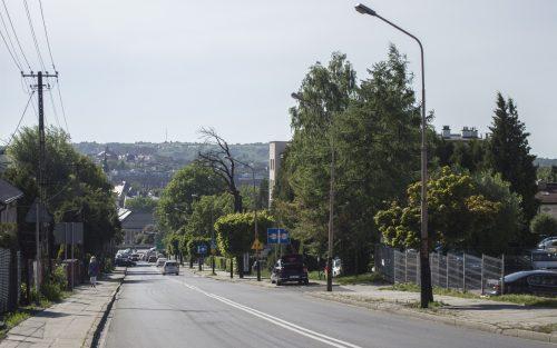 Przebudowa ul. Krakowskiej