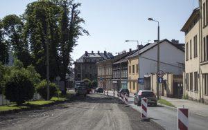 Przebudowa ul. Stojałowskiego
