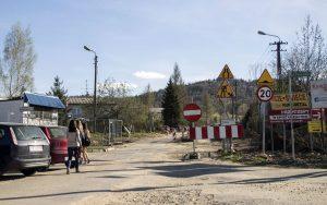 Rozbudowa ul. Szerokiej i Czołgistów