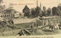 Budowa Mostu Do Koszar 1902