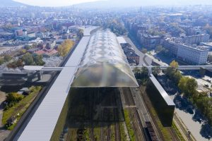 Bielsko-Biała - węzeł przesiadkowy (3)