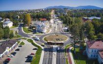 Rozbudowa DW 942 (ul. Cieszyńskiej) w Bielsku-Białej (23)