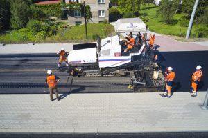 Rozbudowa DW 942 (ul. Cieszyńskiej) w Bielsku-Białej (9)