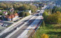 Rozbudowa DW 942 (ul. Cieszyńskiej) w Bielsku-Białej (24)